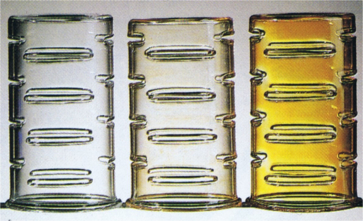 Balcar Schutzglas amber Nr. BA 30424