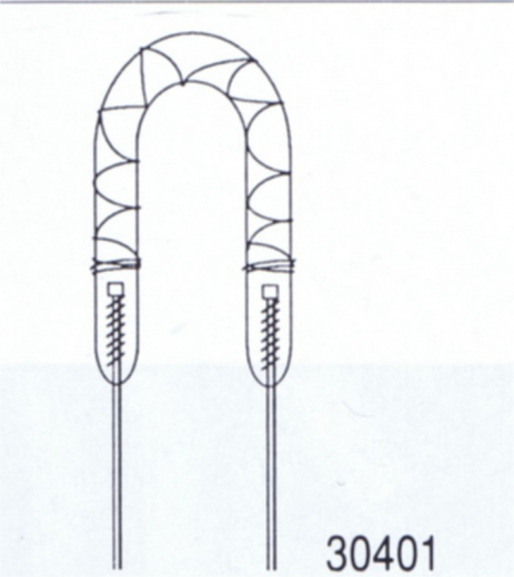 Balcar Blitzlampe Mini Junior Nr. BA 30457