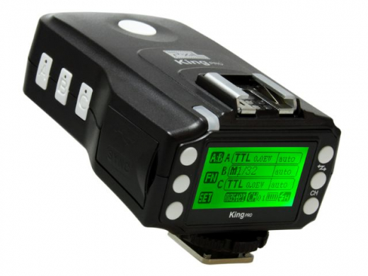 Pixel e-TTL Radio Blitzausl?se Set King Pro f?r Nikon Nr. FE-3931135