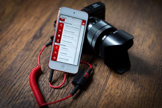 Triggertrap Smartphone Fernausl?ser mit N3 Kabel f?r Canon Nr. FE-189004