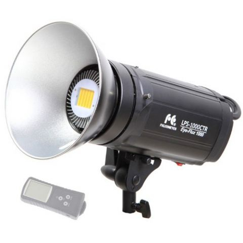 Falcon Eyes LED Lamp Dimmable LPS-1000CTR on 230V No. FE-290630