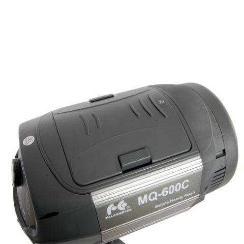 Falcon Eyes Studioblitz MQ-600 mit Akku Nr. FE-290323