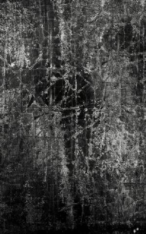Click Props Hintergrund Vinyl mit Bild Black Scratch 1,52 x 2,44m Nr. CP-590702
