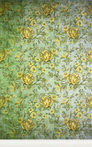 Click Props Hintergrund Vinyl mit Bild Roses Yellow 1,52 x 2,44m Nr. CP-591307