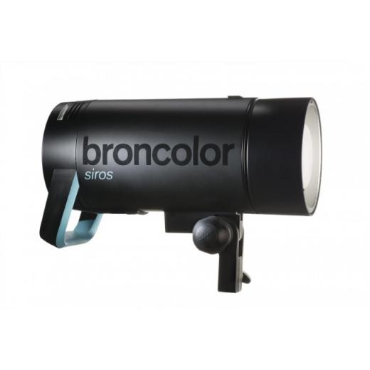 Broncolor Siros 400 S Expert Kit 2 WiFi und RFS 2.1 Nr. BR 31.663.10