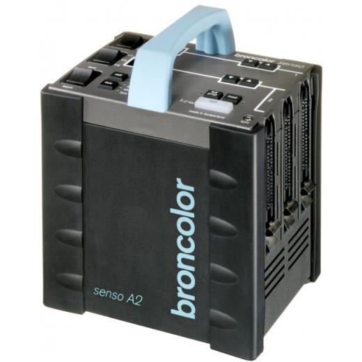 Broncolor Senso 1200 Blitz Generator Nr. BR 31.050.10