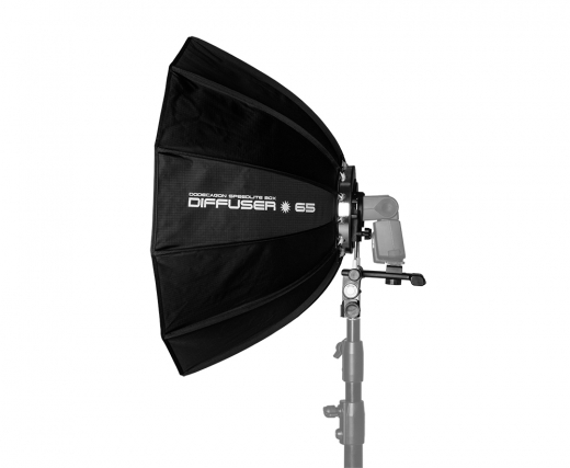 SMDV Strobist Speedbox 65cm für System-/ Aufsteckblitze Nr. SMDV-2763