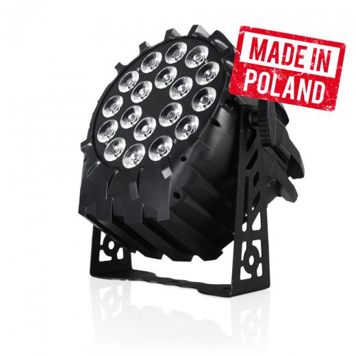 LED PAR 64 18x10W RGBW Nr. FP-PP1810