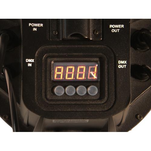 LED PAR 64 18x10W RGBW 4in1 IP65 Nr. FP-F7000795