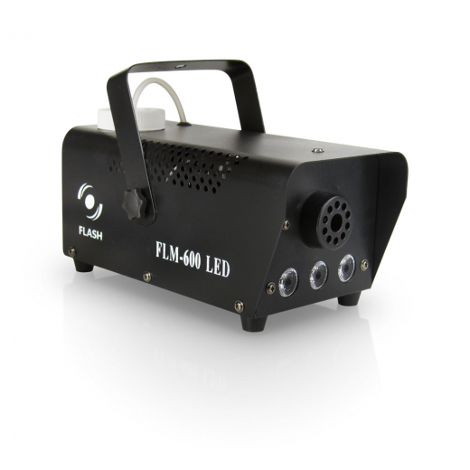 FLM-600 MINI FOG MACHINE + RED Nr. FP-F5000138R