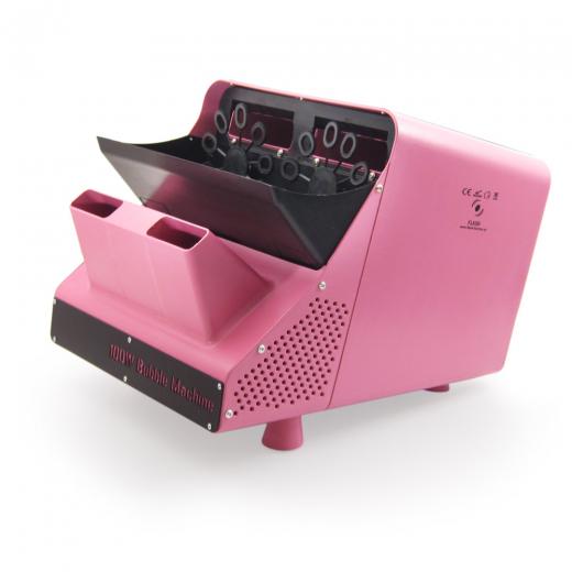 Bubble Machine 100W Pink Nr. FP-F5000550p