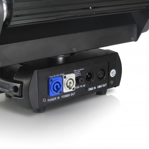 LED Spyder Moving Head 8x10W CREE 4in1 Nr. FP-F7000649
