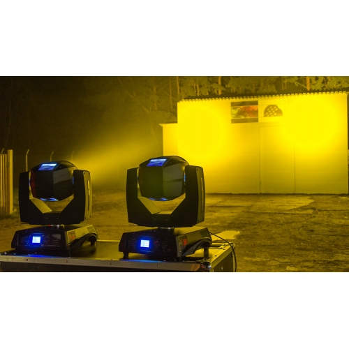 Moving Head FL-200 BEAM THUNDERBOLT ver. II PRISM Nr. FP-F1000366