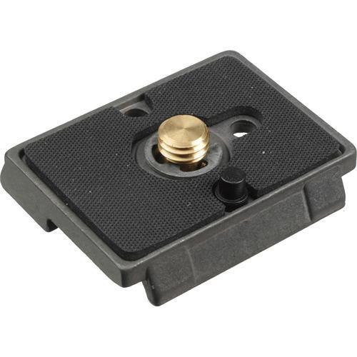 Manfrotto 200PL-38 Rechteckige Schnellwechselplatte mit 3/8 Schraube Nr. MA 200PL-38