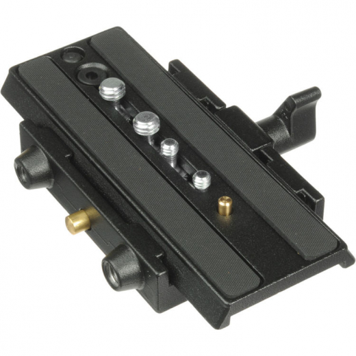 Manfrotto 357 Schnellspannplatte mit Gewichtsausgleich Nr. MA 357