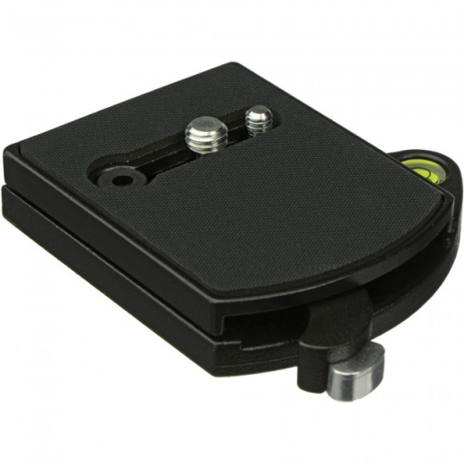 Manfrotto 394 Low Profile Quick Release Adapter mit 410PL Platte Nr. MA 394
