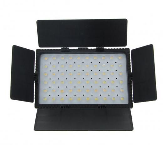 Falcon Eyes LED Lampe Set Dimmbar DV-405VC-K2 inkl. Akku Nr. FE-2905978