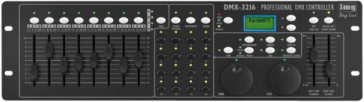 DMX Controller DMX-3216 Nr. MO-386750
