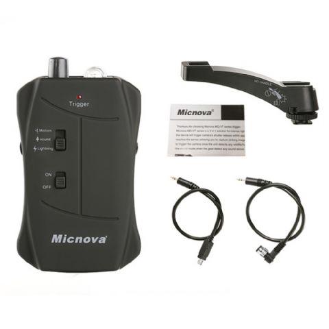 Micnova Blitz Blitzauslöser-Set MQ-VTC für Canon Nr. FE-299426