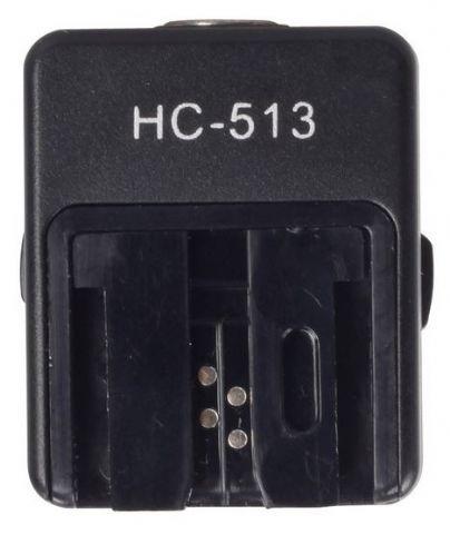 Travor TTL Hotshoe Adapter HC-513 für Sony Alpha Nr. FE-189110
