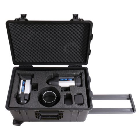 Falcon Eyes Studioblitz Set Satel One Kit auf Akku Nr. FE-290328