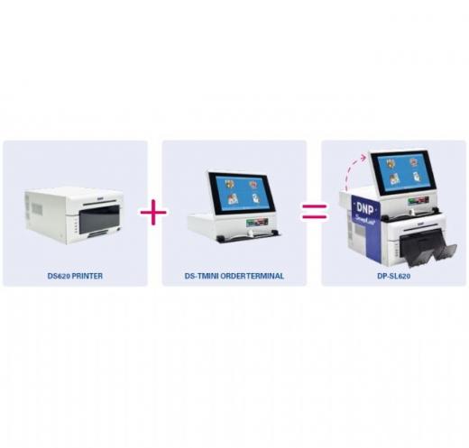 DNP Digitaler Kiosk Snaplab DP-SL620 mit Party Print Nr. FE-670914