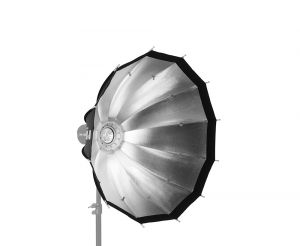 SMDV Alpha II Speedbox-A90B Dodecagon Softbox 90 cm f?r Bowens mit Metall-Speedring Nr. SBX-3110