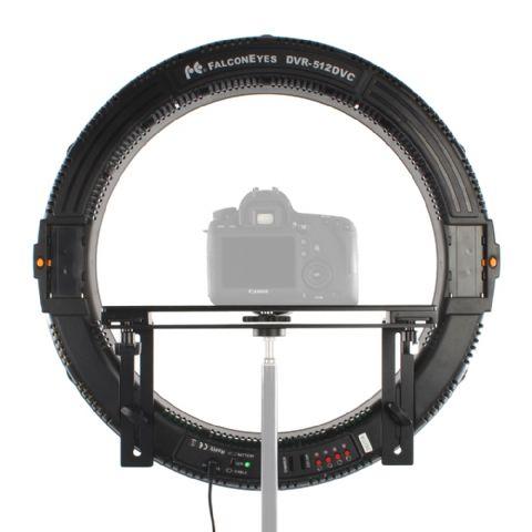 Falcon Eyes LED Ringlampe Dimmbar DVR-512DVC auf 230V Nr. FE-2901044