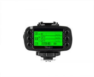 Jinbei TR-612 HSS Funkfernbedienung TTL für Nikon Nr. FM-TR-612