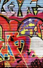 Click Props Hintergrund Vinyl mit Bild Shutter Graffiti 2 1,52 x 2,44m Nr. CP-590817