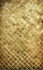 Click Props Background Vinyl with Print Golden Tile 1.52 x 2.44M No. CP-590532