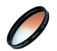 Marumi Farbverlauf Filter Braun 58 mm Nr. M-154658