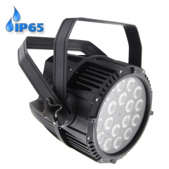 LED PAR 64 18x10W RGBW 4in1 IP65 Nr. FP-F7000795