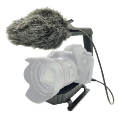 Sevenoak Video Handgriff mit Mikrofon MicRig Nr. FE-350105