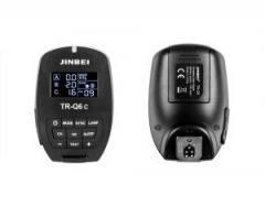Jinbei TR-Q6C TTL-Blitzauslöser mit Bluetooth-Funktion für Canon Nr. FM-TR-Q6C