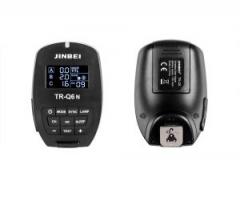 Jinbei TR-Q6N TTL-Blitzauslöser mit Bluetooth-Funktion für Nikon Nr. FM-TR-Q6N